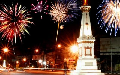 NEW YEAR JOGJA