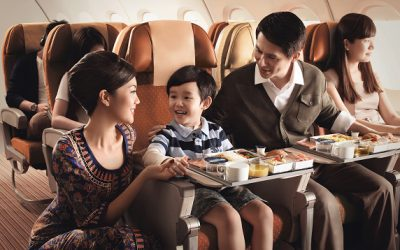 SINGAPORE AIRLINES YEAR END PROMOTION